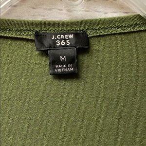 J. Crew Tops - J Crew 365 Wrap Bodysuit Long Sleeve Size Medium